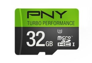 4. PNY U3 Turbo Performance 32GB High Speed