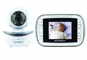 6. Motorola Digital Video Baby Monitor