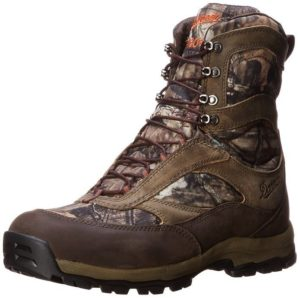 8. Danner Men's High Ground 8 Mossy Oak 400G Hunting Boot