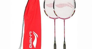 8. Li-Ning Badminton Racquet Smash Series