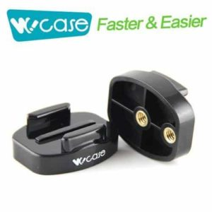 9. WoCase Quick Release QR Tripod Mount For GoPro Cameras