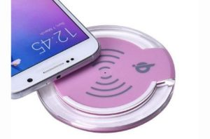10. Lookatool Galaxy S7 Edge Wireless Charger