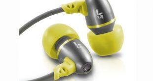 2. JLab JBuds J5 Metal Earbuds Style Headphones