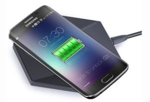 2. Nekteck Wireless Charger for Samsung Galaxy S7 and S7 Edge