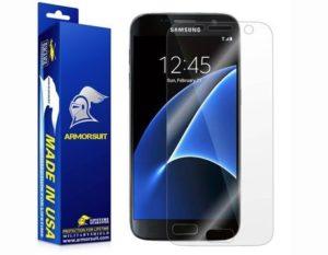 4. ArmorSuit Samsung Galaxy S7 Screen Protector