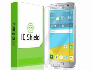 5. IQShield Samsung Galaxy S7 Screen Protector