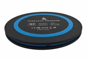 5. V-CEN Wireless Charger For Samsung Galaxy S7 and S7 Edge