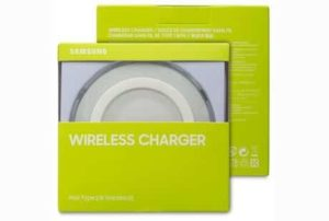6. Samsung Wireless Charger Pad For Galaxy S7 and S7 Edge