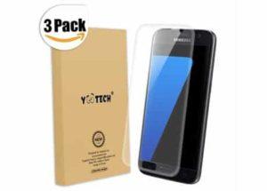 6. yootech Samsung Galaxy S7 Screen Protector