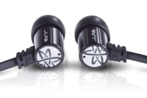 7. JLAB J4 Heavy Bass Metal In-Ear Headphone