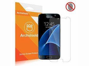 8. Archshield Samsung Galaxy S7 Screen Protector