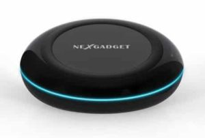 9. NexGadget Wireless Charger For Samsung Galaxy S7 and S7 Edge