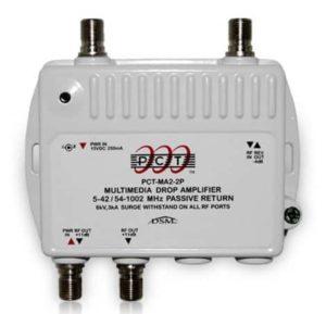 1-pct-2-port-bi-directional-cable-tv-hdtv-amplifier-splitter-signal-booster