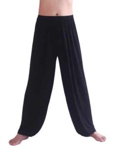 4-hoerev-men-super-soft-modal-spandex-yoga-pants