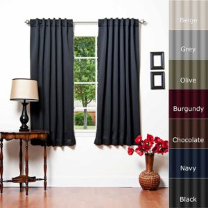 7-best-home-fashion-basic-thermal-insulated-blackout-curtains