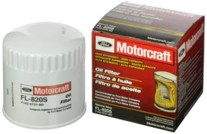 1-motorcraft-fl820s-silicone-valve-oil-filter
