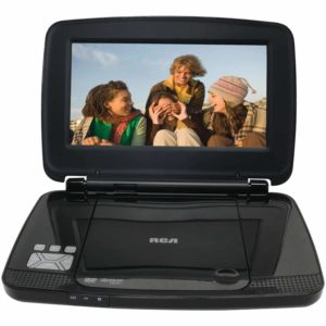 Top 10 Best Portable DVD Players 2016-2017 – Buyer's Guide