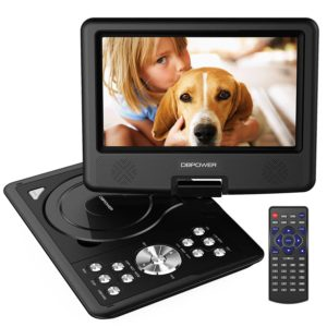 5-dbpower-9-5-inch-portable-dvd-player-with-rechargeable-battery
