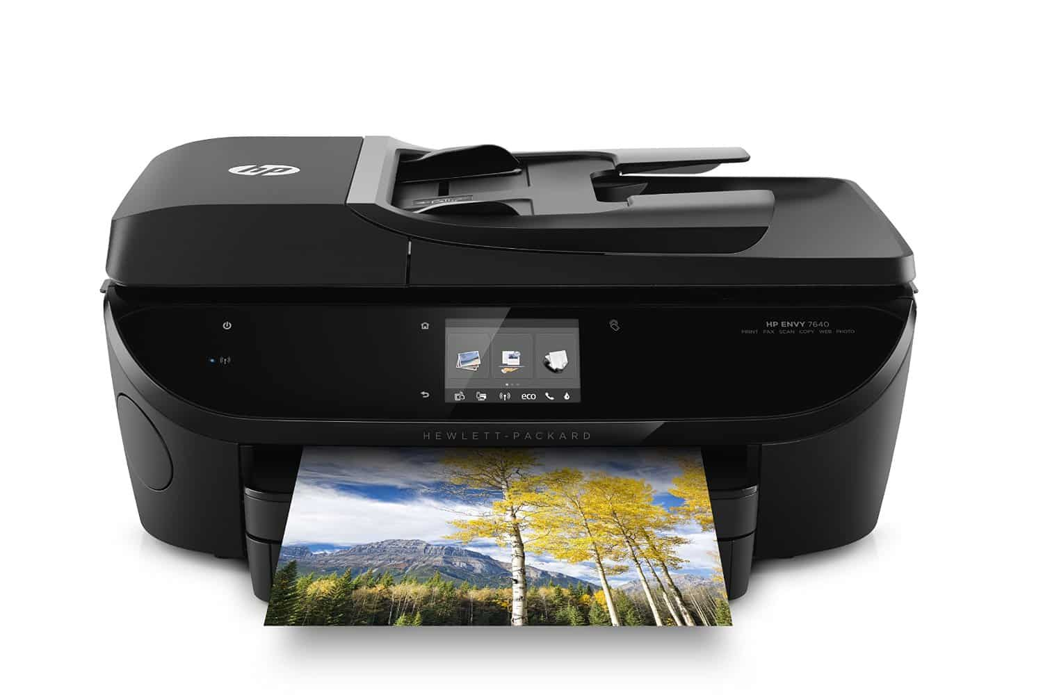 Top 10 best all in one printers for home use in 2018 for Best home office multifunction printers