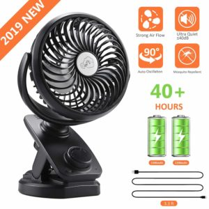 Top 10 Best Battery Operated Fans In