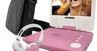 8-sylvania-combo-pink-7-inch-portable-dvd-player-bundle