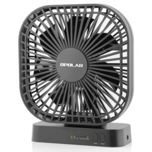 Top 10 Best Battery Operated Fans in 2019