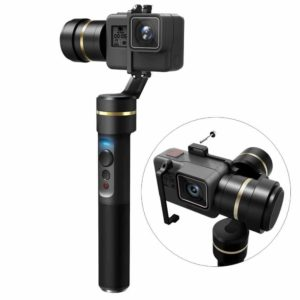 4. FeiyuTech G5 3-Axis Stabilized Handheld Gimbal for Gopro Cameras