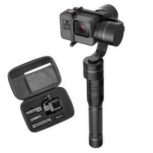 5. Hohem 3 Axis Gimbal for Gopro Cameras