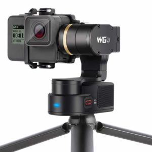 7. FeiyuTech Waterproof Wearable Gimbal Stabilizer for GoPro Cameras
