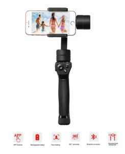 8. Sutefoto SP-G6 3-Axis Handheld Gimbal Stabilizer for GoPro