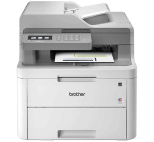 3 Brother Mfc L3710cw Compact Digital Color All In One Printer Providing Laser Quality Results With Wireless