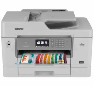 4 Brother Mfc J6935dw Inkjet All In One Color Printer