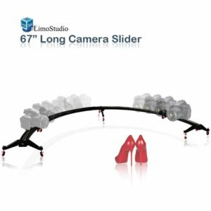Top 10 best camera sliders in 2018 toptenthebest for 180 degree salon