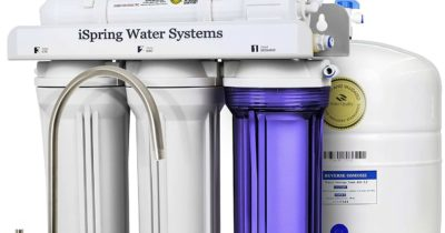 Top 10 best undersink reverse osmosis water filter systems for Water garden filter systems