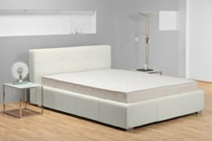 red nomad queen size 10inch staycool memory foam mattress - Queen Size Memory Foam Mattress