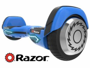 The Razor Hovertrax 2.0 Hoverboard self-balancing scooter
