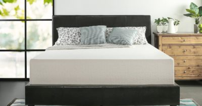 Top 10 Best Memory Foam Mattresses In 2020 Toptenthebest