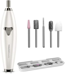 10. TOUCHBeauty 6-in-1 Manicure Pedicure set