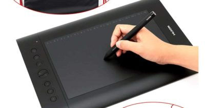 Top 10 Best Pen Tablets for Graphic Designers in 2019
