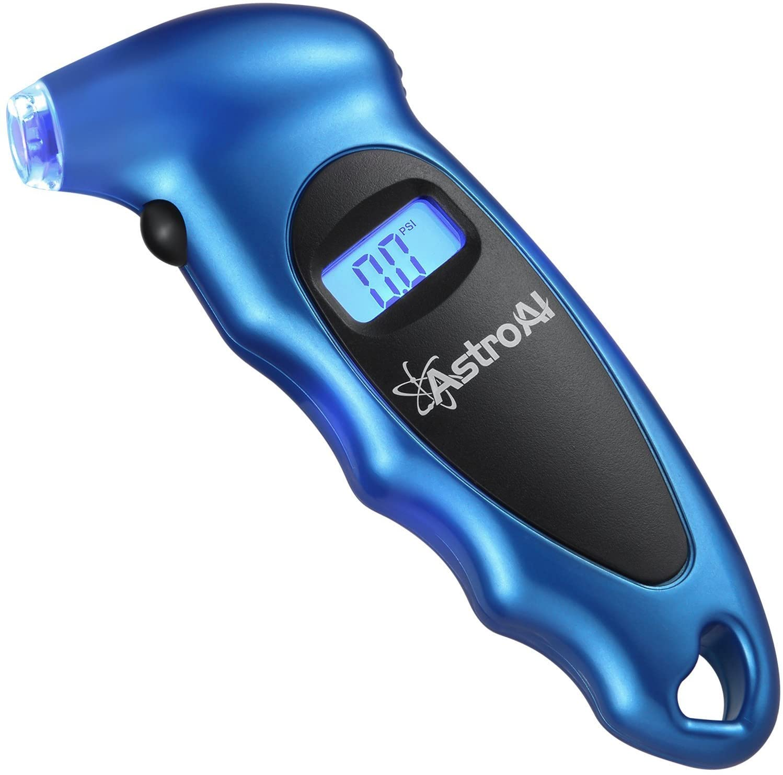 200 PSI JACO ElitePro Digital Tire Pressure Gauge Professional Accuracy