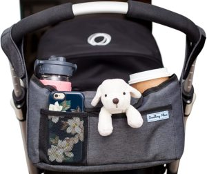 5. Dwelling Place Deluxe Stroller Organizer