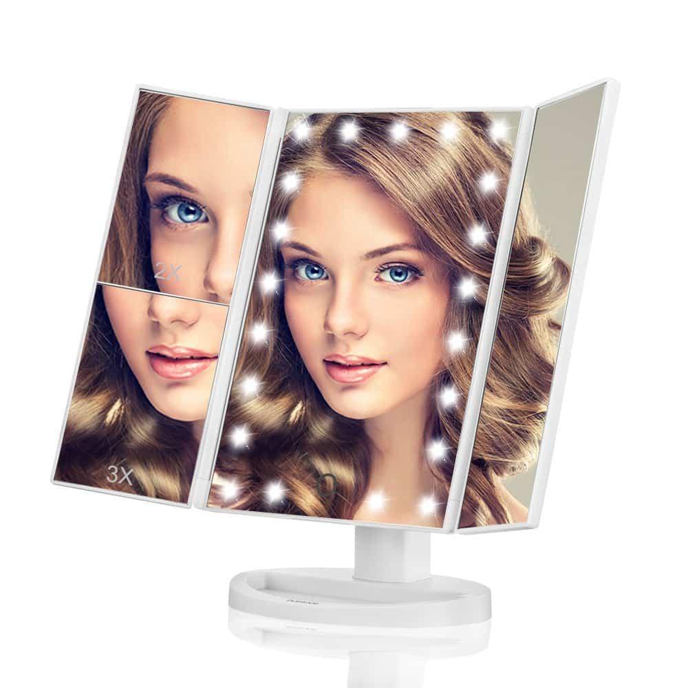 Top 10 Best Lighted Vanity Makeup Mirrors In 2017 TopTenTheBest