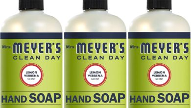2. Mrs. Meyer's Clean Day Liquid Hand Soap