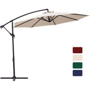 Top 10 Best Offset Patio Umbrellas in 2019 - TopTenTheBest