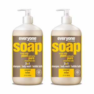 3. Everyone 3-in-1 Soap