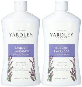 6. Yardley London Liquid Hand Soap