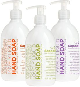 8. Sapadilla Hand Soap Pack