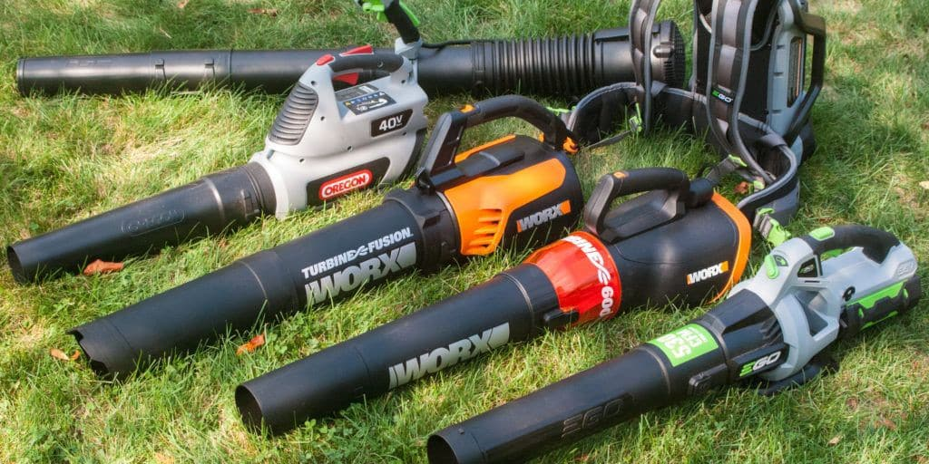 Leaf Mulcher Vacuums