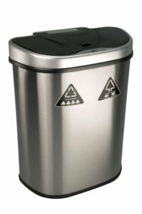 Top 10 Best Kitchen Trash Cans in 2019 9