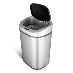 Top 10 Best Kitchen Trash Cans In 2017 Toptenthebest